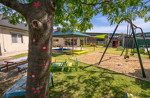 Keysborough Freedom Club Childcare Swings